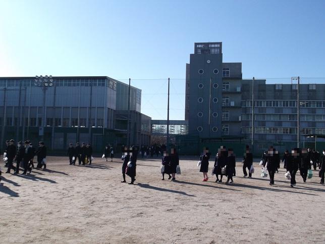 千葉商業高等学校校内画像