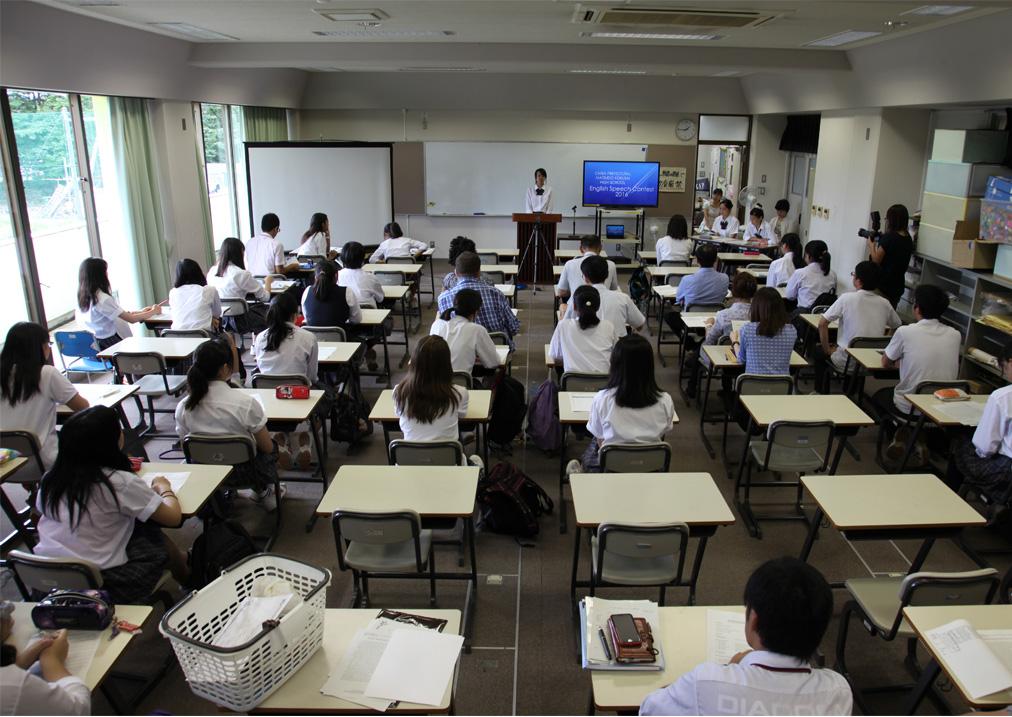 松戸国際高等学校画像